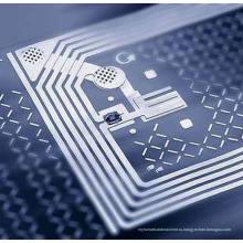 13.56 МГц чип FO8 сухой инкрустация для бумажных карт