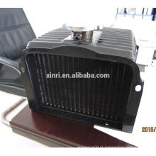 Vietnam máquinas agrícolas diesel motor radiador condensador