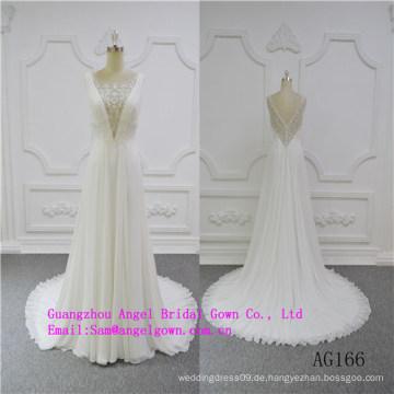 Wunderschöne Meerjungfrau Brautkleid