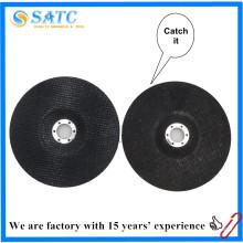 Placa de respaldo de fibra de vidrio abrasivo para disco de aleta