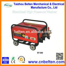 BT988 Lavadora de alta presión de agua fría 6Mpa