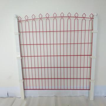 PVC+Coated+Decofor+Panel+Fence+For+Sale