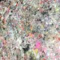 180gsm лайкра 220gsm лайкра Non сплетенный geotextile ткань шерсть чувствовал площадку строительными фильтр ткань