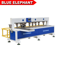 BLUE ELEPHANT cheap fast speed cnc wood side hole drilling machine for furniture