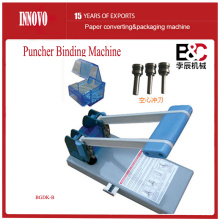 Innovo perforer et relier la Machine