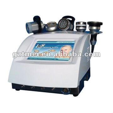 Mais recente LED bio ultra-sônicos rf lipoaspiração máquina perda de peso cavitação emagrecimento máquina