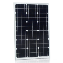 50W 18V Monocrystalline Solar Panel for 12V Solar Power System