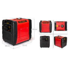 5600W 5.6kw Diesel Digital Inverter Generator New System