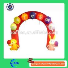 Nuevo arco inflable del diseño para el niño para la venta