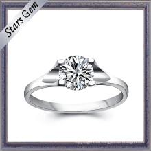 Venta caliente Buena calidad Steling Silver Fashion Ring