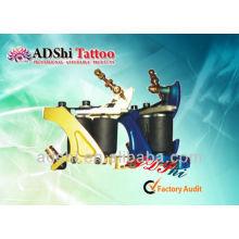 2013 la plus nouvelle arrivée spéciale design cadre mitraillette tatouage mitrailleur