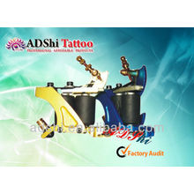 2013 the newest arrival special design frame handmade tattoo machine gun