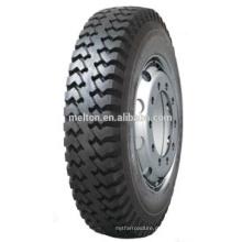 pneu do caminhão viés 10.00-20 padrão de reboque