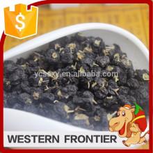 Con bajo precio certificado orgánico secado estilo negro goji berry