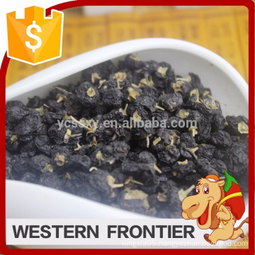with low price certified organic dried style black goji berry