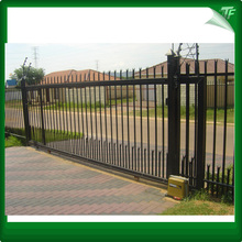 Galvanized Durable Garrison Security Fencing