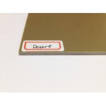 Solid Desert G10 Sheet for Knife Makers