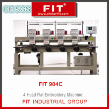 Four Head Embroidery Machine