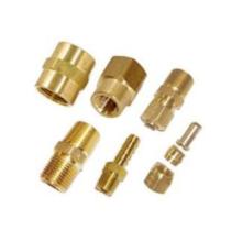 Brass cnc turning auto parts