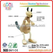Juguete de los animales de los niños - canguro del juguete