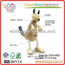 Brinquedo de animais para crianças - Kangaroo de brinquedo