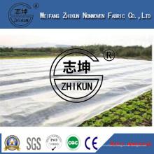 Tela não tecida estabilizada UV dos PP 100% para a erva daninha da agricultura