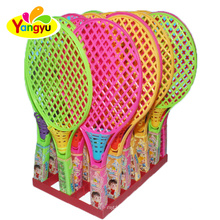China Manufacturer Badminton Tray Toy with Candy