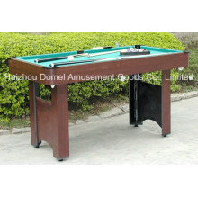 Tableau de billard ménager de 5 pieds (DBT5B17)