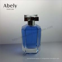 Bouteille en verre design unique pour parfum avec prix d'usine