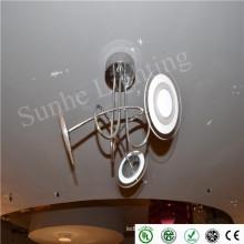 Лучший современный дизайн потолка светодиодный потолочный светильник 3 * 10 Вт яркая алюминиевая подсветка потолочного освещения