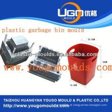 Mofo de lixo ao ar livre e molde de lixo de plástico em 2013 em taizhou, zhejiang