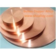C18000 Klasse 3 Beryllium Free Copper Seam Wheels