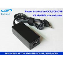 Adaptateur YH-8000 36W Mini adaptateur Adaptateur secteur Adaptateur pour ordinateur portable