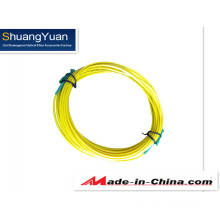 Cables de conexión de fibra E2000 / APC-E2000 / APC