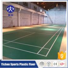 Hochwertige Boden-Badminton-Bodenmatte