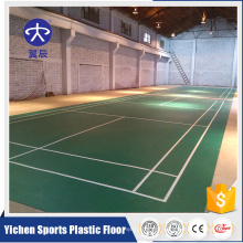 High quality indoor floor badminton court floor mat