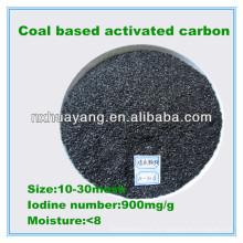 Número de iodo com base em carvão granulado granulado fabricante de carbono