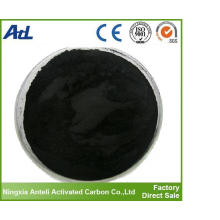 Carbón de leña activado en polvo Carbón en polvo activo