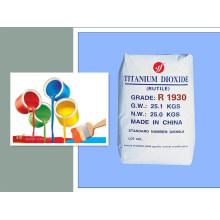 Titanium Dioxide Rutile R1930 Similar to Lomon R996