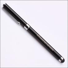 Pluma de pantalla táctil negra polaca para iPad para hombres de negocios Tc-Ts006