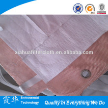 High quality red filter cloth for filters