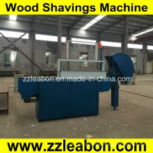 Fresh Tree Used Horizontal Type Wood Shavings Mill
