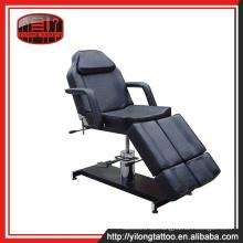 Venta al por mayor Yilong la alta calidad hidráulica tatuaje silla para la venta