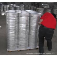 Kreisplatte Aluminium für Verkehrszeichen, Verkehr, Verkehrssignal