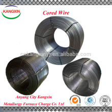 Minerais metalúrgicos de arame tubular