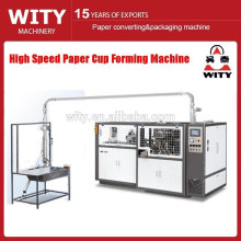 Hochgeschwindigkeits-Papierbecher-Formmaschine