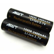 Chaud! ! ! Batterie Awt Imr 18650 3400mAh 35A 18650