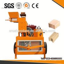 WT1-20 clay brick moulding machine