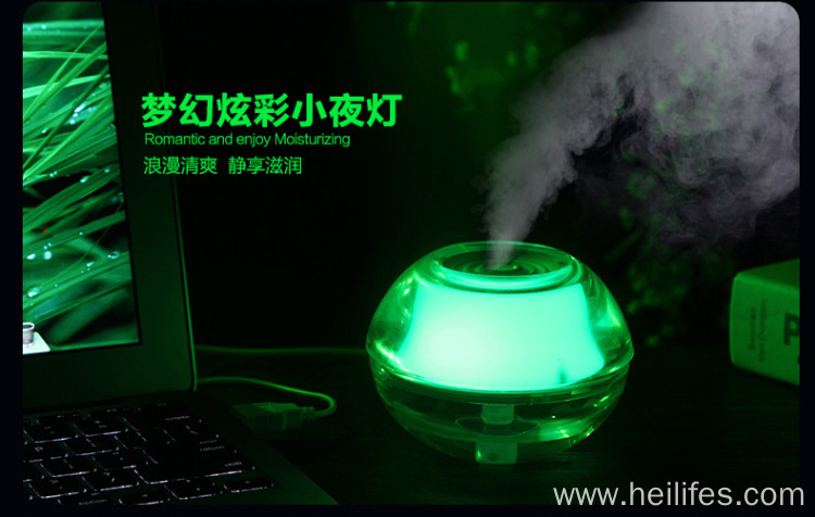 Rest room LED Humidifier