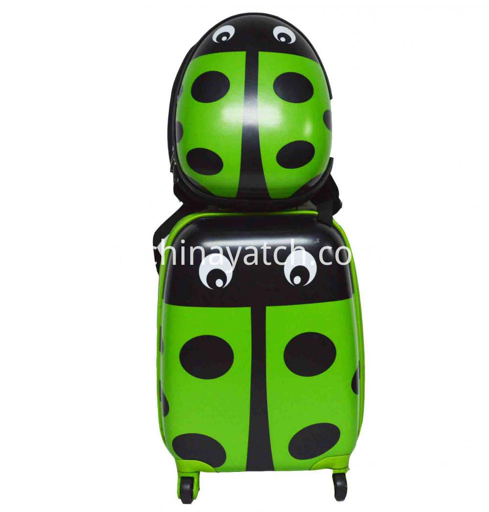 Colorful Scarab Kids PC Backpack
